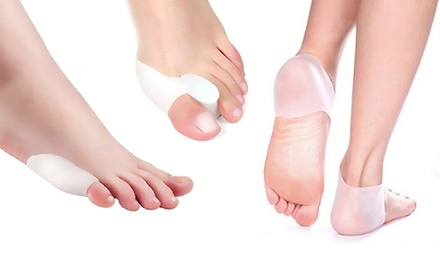 One (€6.99) or Two (€12.99) Foot Care Bundles (Up to 61% Off)