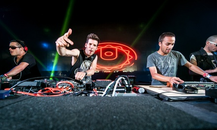 Krave Music Fest 2015 featuring Dirtyphonics at Wickham Park on May 1–2 (Up to 55% Off)