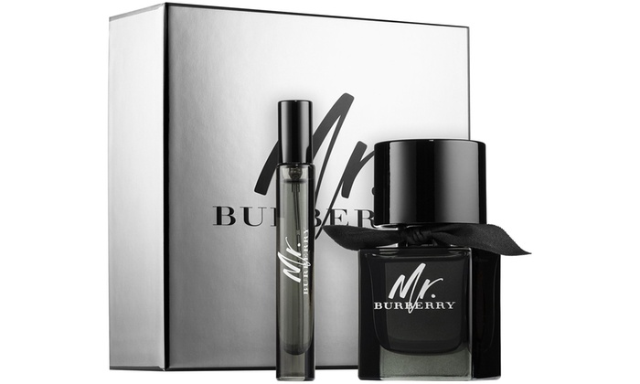 467e21cfd4fd Coffret Mr Burberry Eau de Parfum   Groupon Shopping