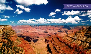 48% Off Grand Canyon Bus Tour at Grand Canyon Tour & Travel, plus 9.0% Cash Back from Ebates.