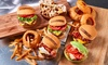 35% Off Food and Drink at Burgerfi Port St Lucie