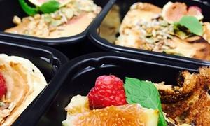 Zielona Oliwka Catering Dietetyczny: 3-dniowy catering dietetyczny za 119,99 zł i więcej opcji z firmą Zielona Oliwka (do -32%)
