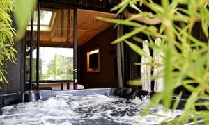 Bourgogne : 1 nuit 4* avec spa privatif et petit-déjeuner Jouey