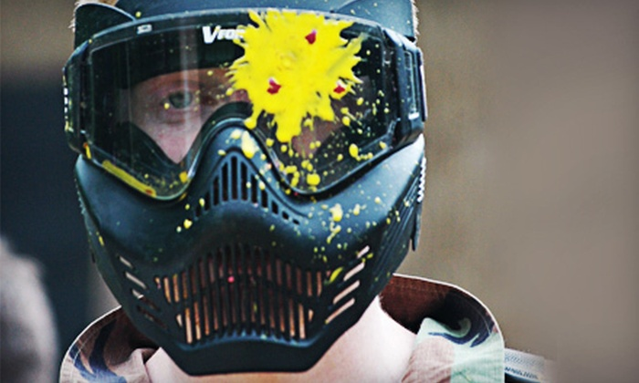 Xtreme Kombat - Durham: $20 for Day of Paintball with Equipment Rental, Ammo, and Unlimited Air Refills at Xtreme Kombat in Durham ($55 Value)