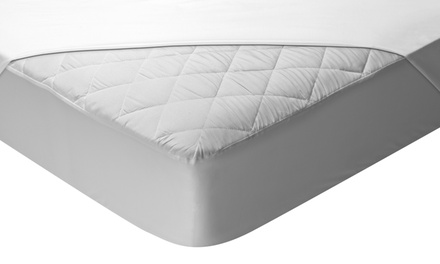 Protector de colchón acolchado Aloe Vera impermeable con todas las medidas