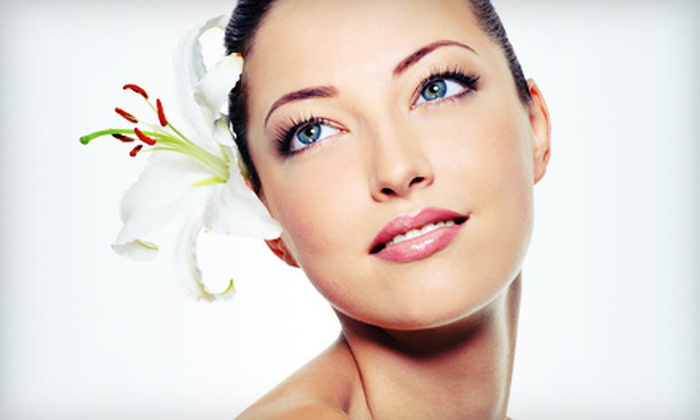 The Spa & Boutique at Inlet Fitness - Multiple Locations: Photofacial with Optional Dermaplaning at The Spa & Boutique at Inlet Fitness (Up to 56% Off). Two Locations Available.