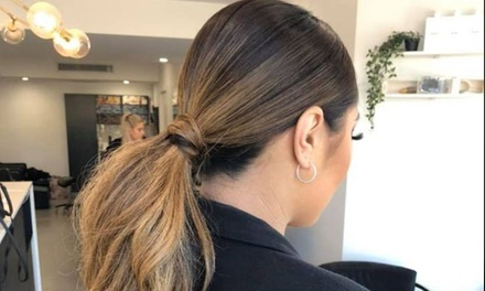 Hairstyling Package ($29) + Style Cut ($49) or Half-Head Foils ($69) at Araii Lounge (Up to $156 Value)