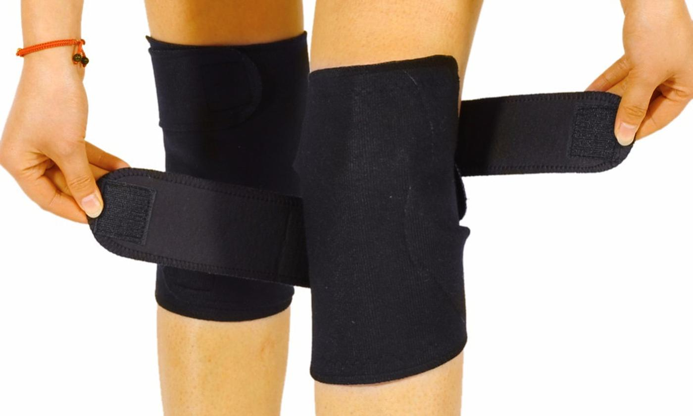 One, Two or Three Knee Support Braces