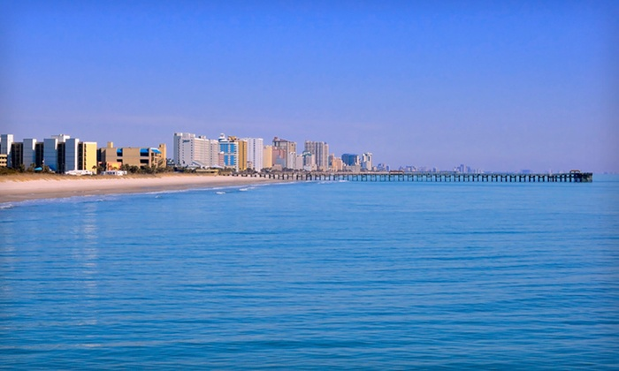 null - Raleigh / Durham: Stay at Hampton Inn Harbourgate in North Myrtle Beach, SC