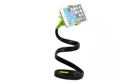 Supportoda tavolo o da passeggio per smartphone pieghevole e flessibile a 360°
