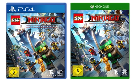 LEGO Ninjago Movie für Xbox One oder Playstation 4