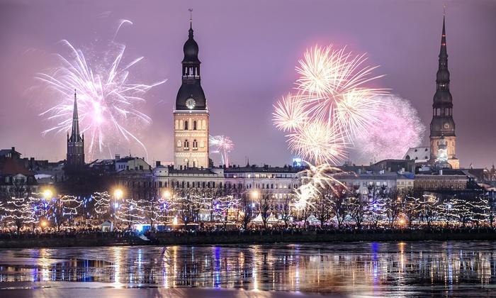 Ryga, Sztokholm i więcej: Sylwester na rejsie po Bałtyku