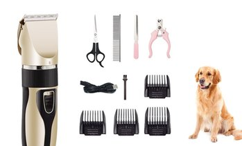 Electric Pet Hair Shaver