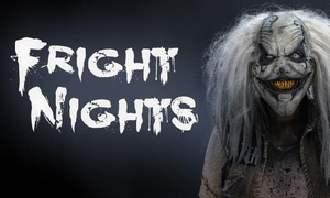50% Off Thursday Admission to Fright Nights at Fright Nights at the South Florida Fairgrounds, plus 6.0% Cash Back from Ebates.