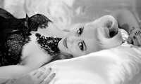1950s Hollywood Glamour or Vintage Pin-Up Photoshoot with Print and Digital Image at Vintage Pin-Up Studios (91% Off)