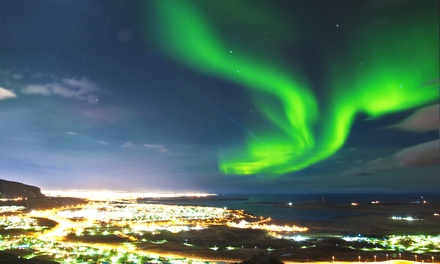 ✈ Reykjavik: 2 to 5 Nights with Northern Lights Tour, Return Flights and Option for Other Tours at Hotel City Park*