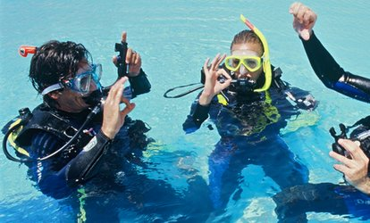 image for Discover Scuba Diving Session for One or Two at London School of Diving (46% Off)