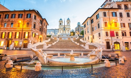 ✈ Rome, Florence and Venice: 6 or 9 Nights at a Choice of Hotels with Train Transfers and Flights*