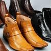 Bonafini Men's Pull-On Boots