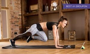 GYMONDO: 12 Monate Mitgliedschaft im Online-Fitness-Studio Gymondo (33% sparen*)