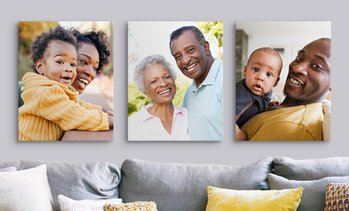 "Up to 87% Off 16x20"" Personalized Premium Thick Wrap Canvases"