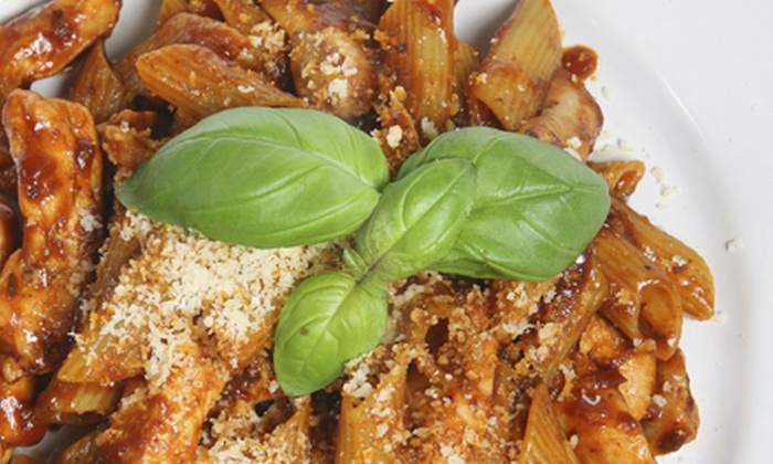 The Fat Tuscan - Gainesville: $10 for $20 Worth of Fresh Italian Cuisine at The Fat Tuscan Cafe