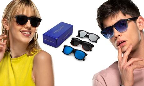 3 gafas de sol Twig Concept Milano