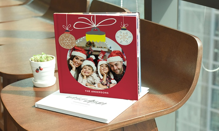40-Page ImageWrap Hardcover Photobook in Choice of Size from Photobook UK (Up to 83% Off)