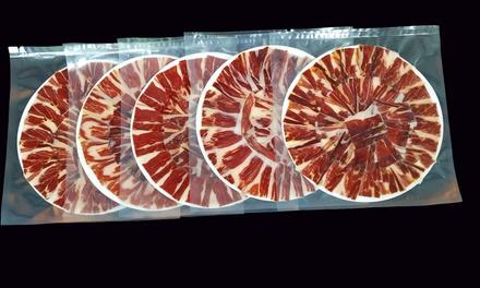 Prosciutto Iberico busta 100 g