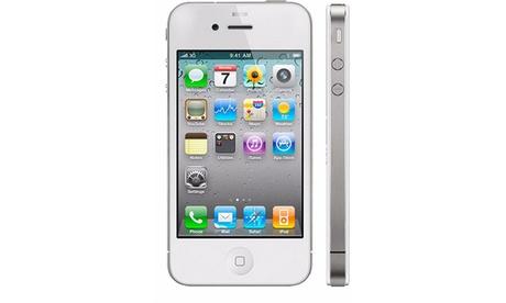 iPhone 4S 16 Gb reacondicionado, grado muy bueno (envío gratuito)