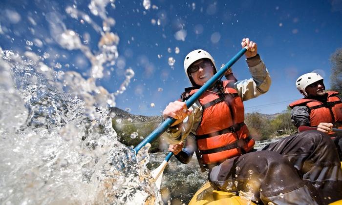 5Terre Outdoor srl - Abruzzo Rafting: Rafting sul fiume Aventino nel Parco della Majella fino a 6 persone con 5Terre Outdoor srl (sconto fino a 51%)