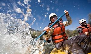 5Terre Outdoor srl: Rafting sul fiume Aventino nel Parco della Majella fino a 6 persone con 5Terre Outdoor srl (sconto fino a 51%)