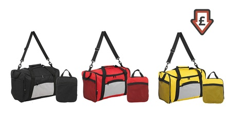 Foldable Travel Duffel Bag in Choice of Colour for £6.95 (46% Off)