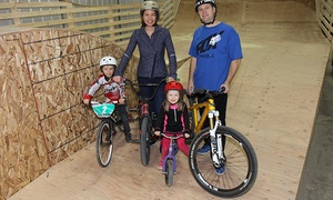 EPIC Indoor Bike & Skate Park: Day Pass for Two or Birthday Party for Up to 12 at EPIC Indoor Bike & Skate Park (Up to 35% Off)