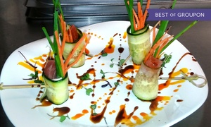 Up to 45% Off Bistro Food and Drinks at Element Bistro, Bar & Lounge, plus 6.0% Cash Back from Ebates.