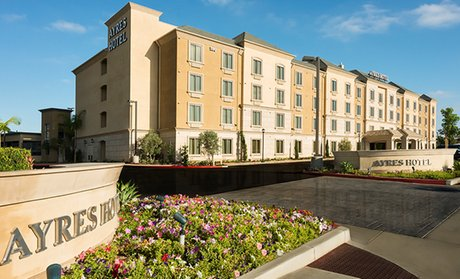 Shop Groupon Hotel Near Disneyland Theme Park With Complimentary Breakfast