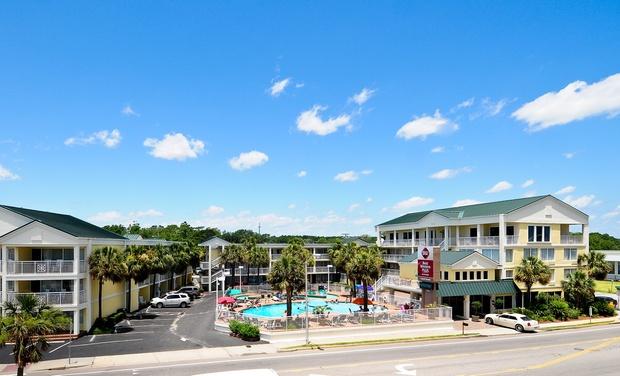 Best Western Plus Grand Strand Inn Suites Myrtle Beach Sc Stay At