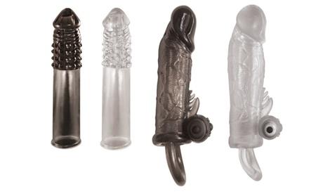 Nasstoys Vibrating Penis Extender ebe1468e-23e6-11e8-b767-00259069d7cc