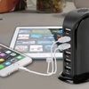 KOCASO 6-USB Charging Station