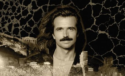 image for Yanni 25 – Acropolis Anniversary Concert Tour on Friday, May 18, at 8 p.m.