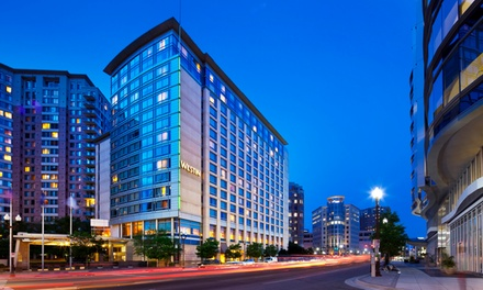 Stay at 4-Star The Westin Arlington Gateway in Virginia. Dates into March 2019.