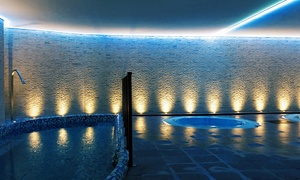 Granada Palace - Spa: Circuito termal para dos personas con opción a masaje desde 24,90 € en Granada Palace - Spa