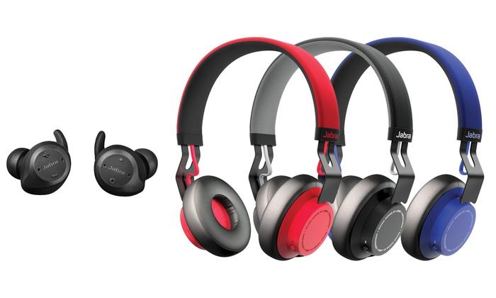 d877ba005d1 Up To 25% Off Jabra Bluetooth Sports Headphones | Groupon