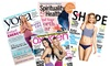 Up to 52% Off Health and Fitness Magazines
