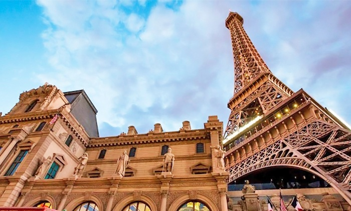 Paris Las Vegas Up To 26 Off Eiffel Tower Viewing Deck