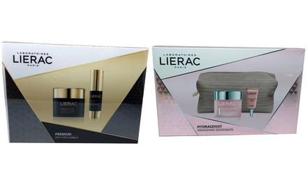 Set prodotti viso e corpo Lierac