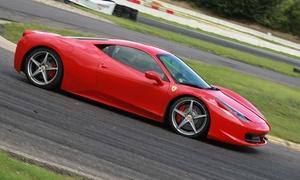 GSP PILOTAGE: Giornata da pilota, giri su Ferrari F458 o Lamborghini Huracàn 610 con video ricordo. Valido in 6 circuiti