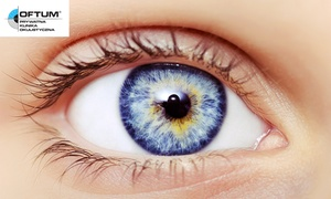 Prywatna Klinika Okulistyczna Oftum Eye Surgery Clinic: Korekcja wzroku w 24 h od 5299 zł metodą FemtoLasik lub RelexSmile 3D z noclegiem w Oftum Eye Surgery Clinic