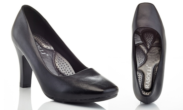 087c3bd35a48 Rasolli Camille Women s Wide-Width Comfort Dress Shoes