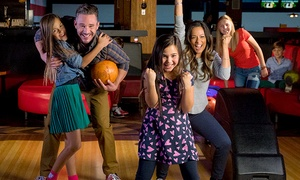 Up to 71% Off Bowling and Shoe Rental at Brunswick Bowling at Brunswick Bowling, plus 6.0% Cash Back from Ebates.